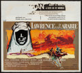 "Movie Posters:Academy Award Winners, Lawrence of Arabia (Columbia, 1962). Belgian (18.25"" X 21.75"").Academy Award Winners.. ..."