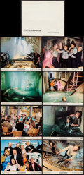 """Movie Posters:Action, The Poseidon Adventure (20th Century Fox, 1972). Deluxe Mini LobbyCard Set of 8 (8"""" X 10""""). Action.. ... (Total: 8 Items)"""