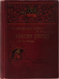 Books:Americana & American History, Edward Eggleston. The Household History of the United States andIts People. Appleton, 1901. Later impression. L...