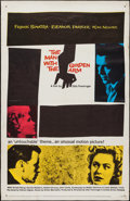 """Movie Posters:Drama, The Man with the Golden Arm (United Artists, R-1960). One Sheet(27"""" X 41""""). Drama.. ..."""