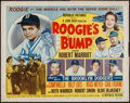 """Movie Posters:Sports, Roogie's Bump (Republic, 1954). Half Sheet (22"""" X 28"""") Style B. Sports.. ..."""