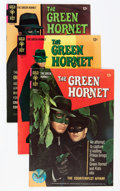 Silver Age (1956-1969):Adventure, The Green Hornet #1-3 Group (Gold Key, 1967) Condition: Average FN+.... (Total: 3 Comic Books)