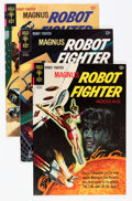 Silver Age (1956-1969):Science Fiction, Magnus Robot Fighter #11-25 Group (Gold Key, 1965-69) Condition: Average FN/VF.... (Total: 15 Comic Books)