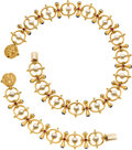 Estate Jewelry:Suites, Cultured Pearl, Diamond, Ruby, Sapphire, Gold Jewelry Suite, PaulLantuch. ...