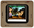 "Movie Posters:Adventure, Souls at Sea (Paramount, 1937). Glass Slide (3.25"" X 4"").Adventure.. ..."