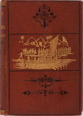 Books:Travels & Voyages, Henry M. Stanley. Through the Dark Continent. Sampson Low, et al., 1890. Eighth edition. Light shelfwear to cloth. F...