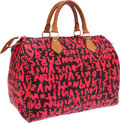 Luxury Accessories:Bags, Louis Vuitton Stephen Sprouse Monogram Graffiti Canvas Speedy 30Bag. ...