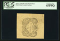 Colonial Notes:Rhode Island, Cohen Reprint Rhode Island August 22, 1738 10s PCGS Extremely Fine45PPQ.. ...