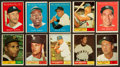 Baseball Cards:Sets, 1961 Topps Baseball Low/Middle Series Near Run (493/522). ...
