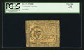 Colonial Notes:Continental Congress Issues, Continental Currency February 17, 1776 $8 PCGS Very Fine 25.. ...