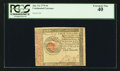 Colonial Notes:Continental Congress Issues, Continental Currency January 14, 1779 $4 PCGS Extremely Fine 40.....