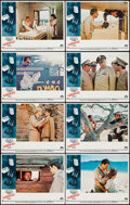 "Movie Posters:War, Catch-22 (Paramount, 1970). Lobby Card Set of 8 (11"" X 14""). War..... (Total: 8 Items)"