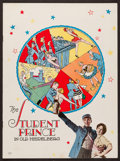 "Movie Posters:Drama, The Student Prince in Old Heidelberg (MGM, 1927). Program (Multiple Pages, 9"" X 12""). Drama.. ..."