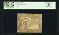 Colonial Notes:Continental Congress Issues, Continental Currency February 26, 1777 $8 PCGS Apparent ExtremelyFine 40.. ...