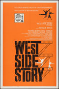 """Movie Posters:Academy Award Winners, West Side Story (United Artists, 1961). One Sheet (27"""" X 41"""") Academy Awards Style. Musical.. ..."""