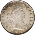 Early Dimes: , 1803 10C AU53 PCGS. JR-4, R.5. Among early dimes, this coinage dateis considerably underrated. The authors of Early Unit...