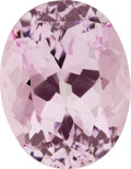 Estate Jewelry:Unmounted Gemstones, AN UNMOUNTED KUNZITE. ...