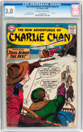 Silver Age (1956-1969):Mystery, The New Adventures of Charlie Chan #6 (DC, 1959) CGC GD/VG 3.0Off-white to white pages....