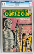 Silver Age (1956-1969):Mystery, The New Adventures of Charlie Chan #2 (DC, 1958) CGC FN 6.0Off-white pages....