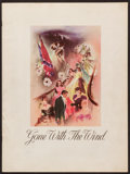 """Movie Posters:Academy Award Winners, Gone with the Wind (MGM, 1939) Southern Edition. Souvenir Program (20 Pages, 9"""" X 12""""). Academy Award Winners.. ..."""