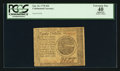Colonial Notes:Continental Congress Issues, Continental Currency September 26, 1778 $20 PCGS Apparent ExtremelyFine 40.. ...