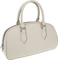 Luxury Accessories:Bags, Louis Vuitton Vanilla Epi Leather Jasmin Top Handle Bag. ...