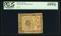 Colonial Notes:Pennsylvania, Pennsylvania April 25, 1776 10s PCGS Extremely Fine 45PPQ.. ...
