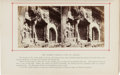 Books:Photography, [Photography]. [Major Robert Gill, photographer]. James Fergusson.One Hundred Stereoscopic Illustrations of Architectur...