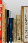Books:Reference & Bibliography, [Collectable Glassware]. Group of Twelve Related Books. Variouspublishers. Good or better condition....