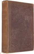 Books:Literature Pre-1900, Herman Melville. Redburn: His First Voyage. New York: Harper& Brothers, Publishers, 1849. First American edition, s...