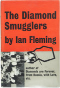 Books:Mystery & Detective Fiction, Ian Fleming. The Diamond Smugglers. London: Jonathan Cape,[1957]. First edition. Twelvemo. 160 pages. Jacket de...