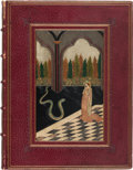 Books:Fine Bindings & Library Sets, [Edmund Dulac, illustrator]. Contes et Legendes des Nations Alliees. Recueillis et Illustres par Edmond Dulac. P...