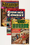 Golden Age (1938-1955):Horror, Comic Books - Assorted Pre-Code Horror Comics Group (VariousPublishers, 1950s) Condition: Average FR/GD.... (Total: 5 ComicBooks)