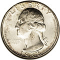 Washington Quarters: , 1932-S 25C MS65 NGC. A lovely Gem example of this scarce,low-mintage issue. The mint luster is strong and unaffected byth...