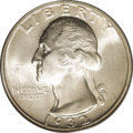 Washington Quarters: , 1932-S 25C MS65 PCGS. Ex: Patrick Mullen Collection. Atop-of-the-line 1932-S Washington quarter, one of the undisputedkey...