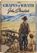 Books:Literature 1900-up, John Steinbeck. The Grapes of Wrath. New York: The VikingPress, [1939]. First edition. Octavo. [vi], 619, [3, blank...