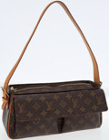Luxury Accessories:Bags, Louis Vuitton Classic Monogram Canvas Viva Cite MM Shoulder Bag....