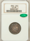 Proof Barber Quarters: , 1902 25C PR65 NGC. CAC. NGC Census: (31/53). PCGS Population (30/17). Mintage: 777. Numismedia Wsl. Price for problem free ...