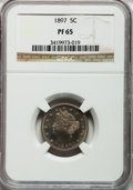 Proof Liberty Nickels: , 1897 5C PR65 NGC. NGC Census: (104/83). PCGS Population (99/75).Mintage: 1,938. Numismedia Wsl. Price for problem free NGC...