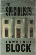 Books:Mystery & Detective Fiction, Lawrence Block. The Specialists. Cahill, 1996. Firstedition, first printing. Still sealed in publisher's shrink...