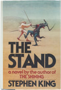 """Books:Horror & Supernatural, Stephen King. The Stand. Garden City: Doubleday &Company, 1978. First edition (with code """"T39"""" present in the g..."""