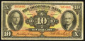 Canadian Currency: , Toronto, ON - The Dominion Bank $10 Jan. 2, 1935 Ch. # 220-26-04....