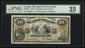 Canadian Currency: , Halifax, NS - The Bank of Nova Scotia $10 Jan. 2, 1935 Ch. # 550-36-04. ...