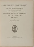 Books:Books about Books, [Books About Books]. Howard C. Levis. A Descriptive Bibliography of the Most Important Book in the English Language Rela...