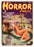 Pulps:Horror, Horror Stories - March '35 (Popular, 1935) Condition: VG....