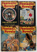 Pulps:Science Fiction, Fantastic Novels Box Lot (New Publications, 1940-51) Condition: Average VG+.... (Total: 23 Items)