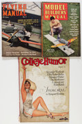 Magazines:Miscellaneous, Assorted Magazines Box Lot (Various, 1930s-'70s) Condition: AverageVG....