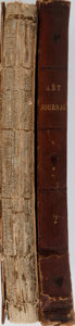 Books:Art & Architecture, [Art]. The Art Journal for 1879. New York: Appleton, 1879. First edition for this year. Two quarto volumes. Orig... (Total: 2 Items)