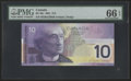 Canadian Currency: , BC-63c $10 2003 Rare Print BER Prefix. . ...
