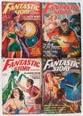 Pulps:Science Fiction, Fantastic Story Group (Best Books, 1950-53) Condition: AverageVG+.... (Total: 13 Comic Books)
